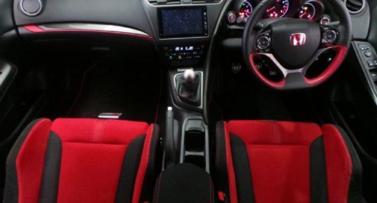 Honda Civic 2017 Type R 5